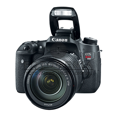 canon-eos rebel t6s kit 18-135mm