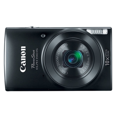 Canon - Elph 190 IS (Negra)