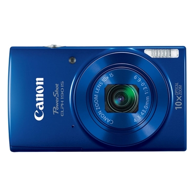 Canon - Elph 190 IS (Azul)