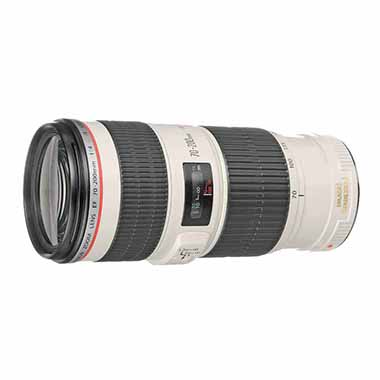 Canon - EF 70-200mm f/4L IS USM
