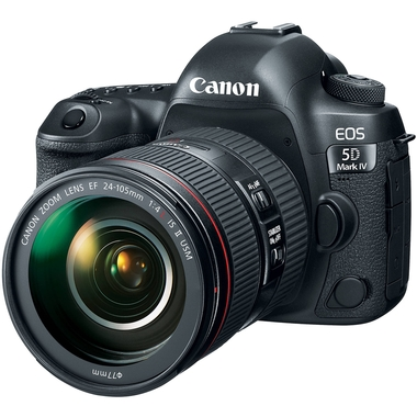 Canon -  EOS 5D Mark IV 24-105mm F/4L II