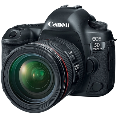 Canon -  EOS 5D Mark IV 24-70mm F/4L
