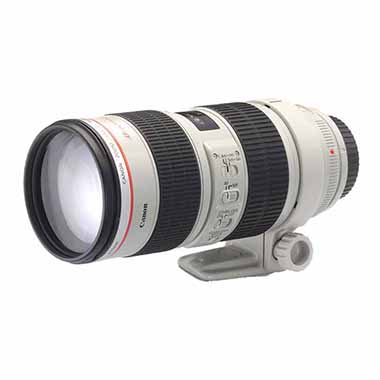 CANON - EF 70-200 mm f/2.8L IS II USM