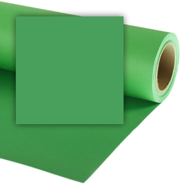 Ciclorama - PAPEL FONDO CHROMAGREEN 2.72 x 11m (CO133)