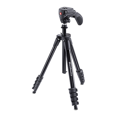 MANFROTTO - MKCOMPACTACN NEGRO