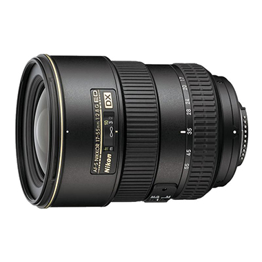 Nikon - AF-S DX 17-55mm f/2.8G IF-ED