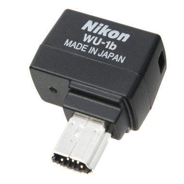 NIKON - WU-1B WIRELESS MOBILE ADAPTER