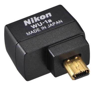 NIKON - WU-1A WIRELESS MOBILE ADAPTER